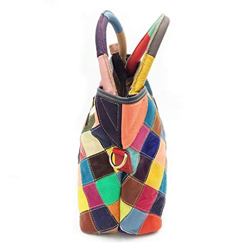 Multicolore À Sac Multifonctionnel La Main Femme Multicolore Tendance Onesize Pour Taille Mode Bandoulière couleur FwvxqpZwU