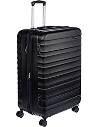 Hardside Spinner Travel Luggage Suitcase - 30 Inch, Black