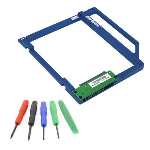 OWC Data Doubler, Optical to SATA HD Converter Bracket Solution for Mac Laptops by OWC