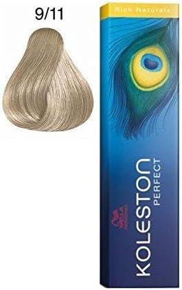 Koleston Perfect 9/11 Very Light Blonde Intense Ash-Lee 60ml ...