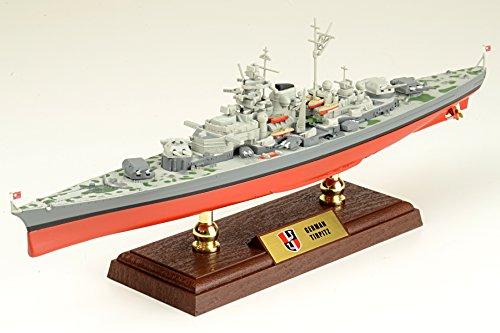 1:700 Scale Tirpitz Battleship