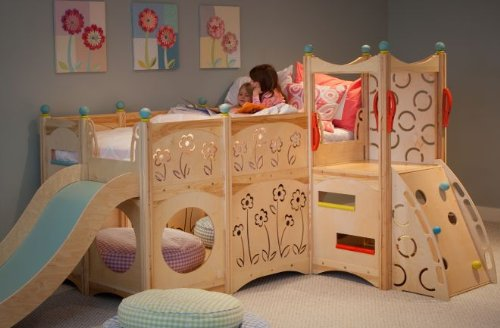 Cedarworks Rhapsody Loft Bed 2 Buy Online In Ksa Toys And Games