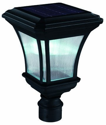 DMSOLAR - 5PK DM Solar Post Lamp