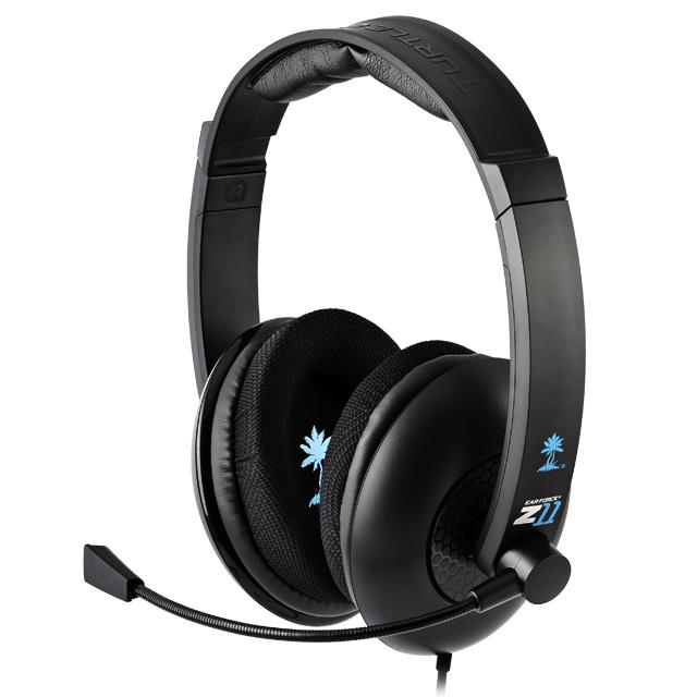 Amazon.com: Turtle Beach Ear Force Z11 PC Gaming Headset