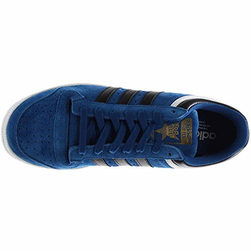 Adidas Originals Mænds Top Ti Lo Mode Sneaker Udstyr Blå / Sort / Hvid BQO3dl