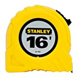 STANLEY 30-495 16-by-3/4-Inch STANLEY Tape Rule