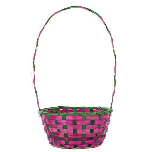 Weave Easter Basket - Veil Entertainment 14