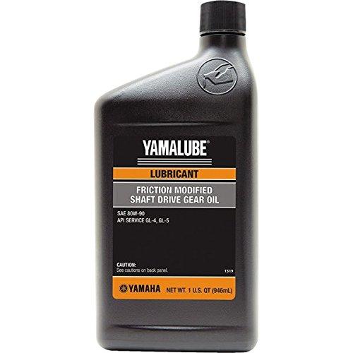 Yamaha Shaft Drive - 3