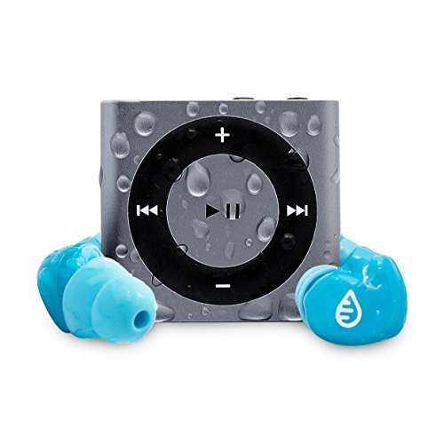 new-waterfi-waterproof-ipod-shuffle-swim-kit-with-waterproof-short-cord-headphones-platinumx-waterpr