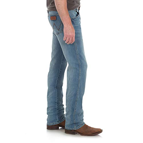270ea669 ... Wrangler Men's Retro Slim Fit Straight Leg Jean, Callahan, ...