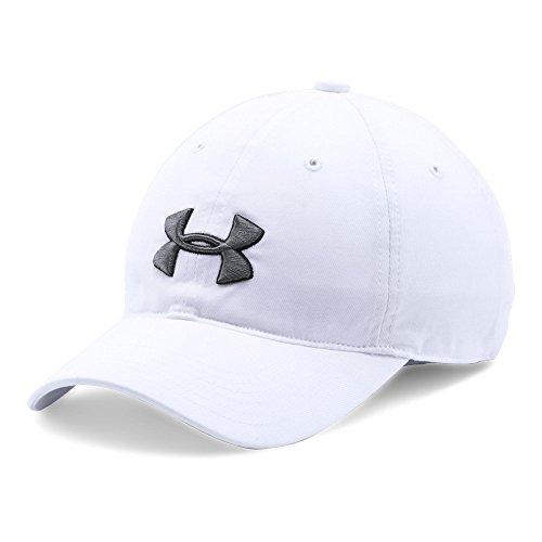 hino Golf Cap, White/Graphite, One Size (Kids Golf Hats)