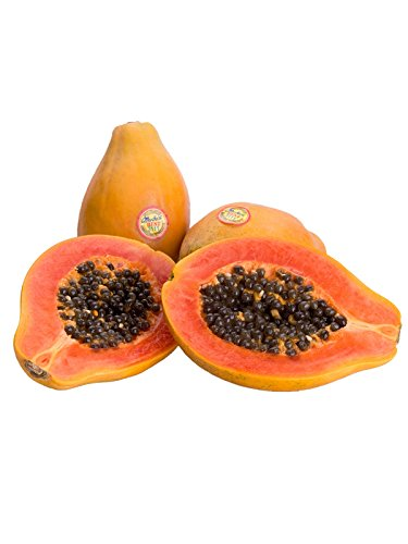Papaya Strawberry - Fresh Strawberry Papaya (Set of 6)