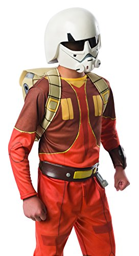 [Rubies Star Wars Rebels, Ezra Helmet (2-Piece)] (Iron Fist Costumes For Kids)