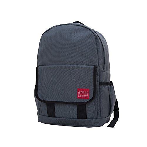 manhattan-portage-washington-heights-backpack-grey-one-size