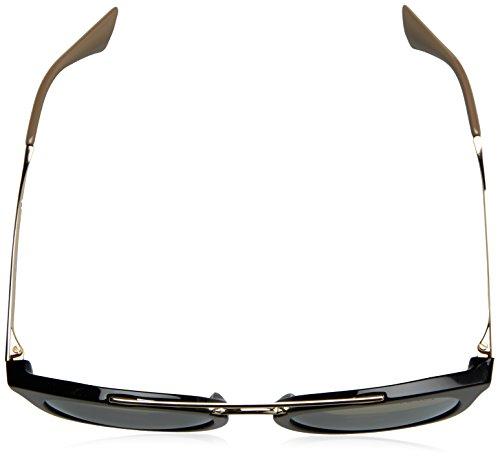 Black 52 0PR23SS Unisex Gafas Silver Sol Grey Adulto Negro de Prada 1AB6N2 1CqwWwT8
