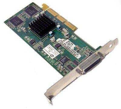 - Ati - ATi/Radeon AGP Video Card Dell FH3 DVI 32MB Graphics Card Only. - 109-81100