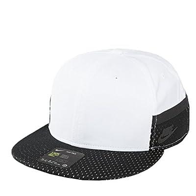 Nike True Unisex Adult Cap/Snapback White/Black 850544-100
