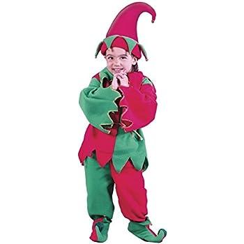 Fun World Costumes Baby Girlu0027s Child Elf Costume Red/Green Large  sc 1 st  Amazon.com & Amazon.com: Forum Novelties Childrenu0027s Simply Elf Costume: Toys u0026 Games