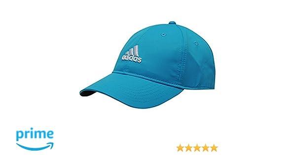 adidas Golf Deportes flexible pico gorra Touch y cerrar nuevo Azul azul  Talla hombres  Amazon.es  Deportes y aire libre f339b238ff2