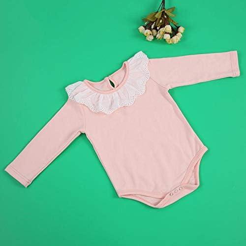 Baby mooie jumpsuit schattige peuterkleding roze fris enPink 90