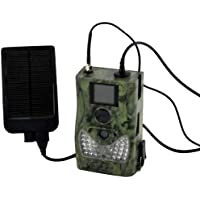ScoutGuard 8G SG580M-8M GPRS MMS Hunting Trail Camera Plus 6V Solar Battery Metal Box