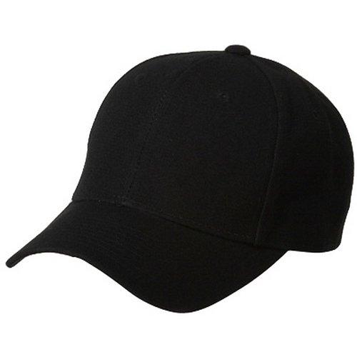 Magic Fitted Cap-Black W35S57F