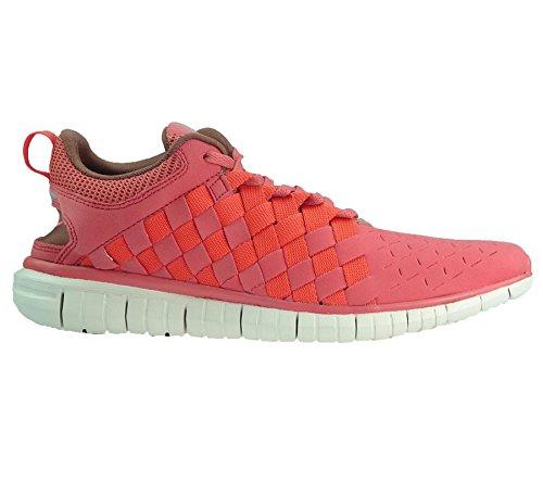 Nike Free Running Shoes 725 070 600 OG 14 Hombres en rojo
