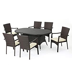 41vaHcxPwyL._SS300_ Wicker Dining Tables & Wicker Patio Dining Sets