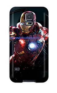 S5 Scratch-proof Protection Case Cover For Galaxy/ Hot Avengers Phone Case