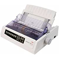 Okidata 62411903 MICROLINE 390 TURBO PRINTER - B/W - DOT-MATRIX - 360 DPI - 24 PIN - 390 CPS - PA