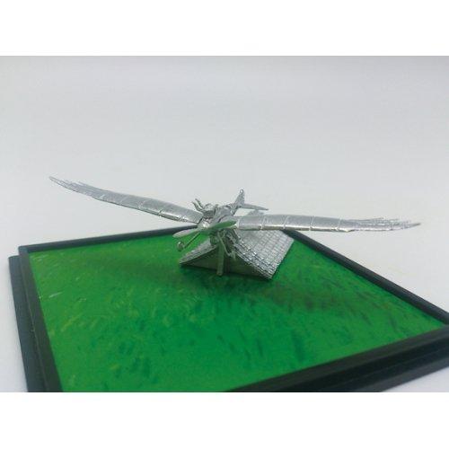 1/144 二郎の鳥型飛行機 「風立ちぬ」 メタルモデル 094515
