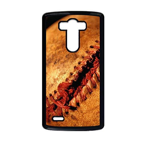 Individuality Use for Optimus G3 Lg for Womon Print with Baseball 2 Phone Case Rigid Plastic (G3 Case Lg Batman Phone)