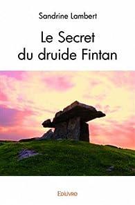 Le secret du druide Fintan par Sandrine Lambert