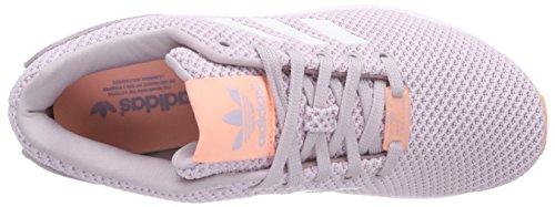 adidas Zx Flux - Zapatillas Mujer Multicolore (Mauve/Ftwwht/Glocor)