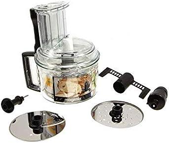 Kit cubeta Sav 4100/4200 para piezas de preparación culinaria pequeño electrodoméstico Magimix: Amazon.es: Grandes electrodomésticos