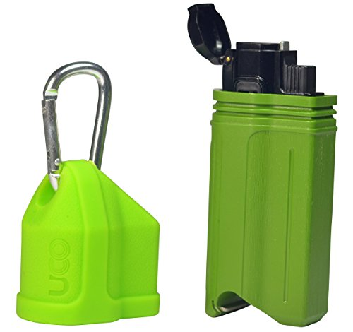 UCO Stormproof Torch Windproof Lighter with Bottle (Lighter Opener)