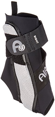 Aircast 02TSR A60 Stabiliser Ankle Brace, Right, Small Aircast A60 Ankle Support