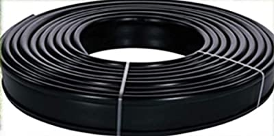 Valley View RD-60NP Royal Diamond 60' Professional Edging, Black
