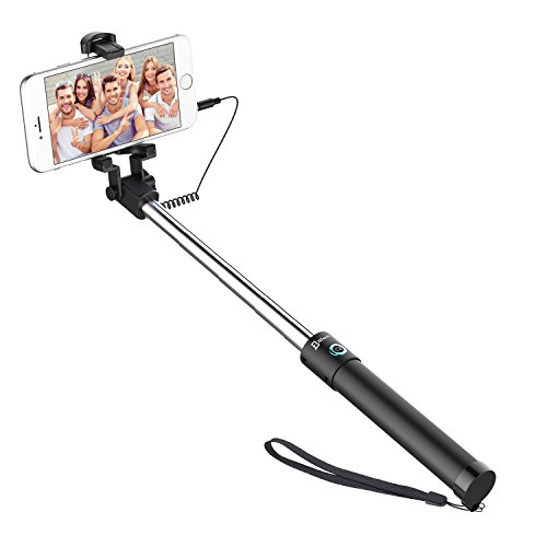 JETech Battery Extendable Control Self portrait