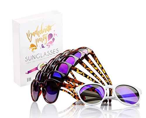 Felitsa Bachelorette Party Sunglasses - 7 Pairs of