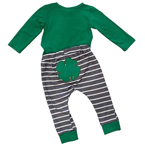 003f34204daf Amazon.com  So Sydney Girls Toddler Baby Infant Holiday Long Sleeve Romper  Jumpsuit  Clothing