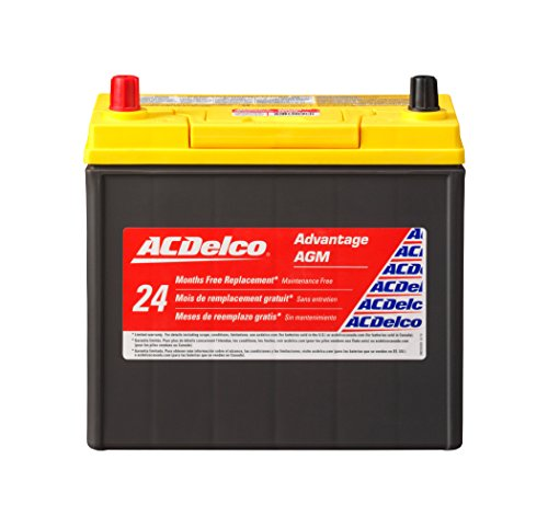 ACDelco ACDB24R Advantage AGM Automotive BCI Group 51 Battery (Best Agm Car Battery)