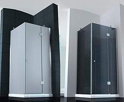 Cabine Doccia Cristallo : Box doccia in cristallo con porta a soffietto multi s duka
