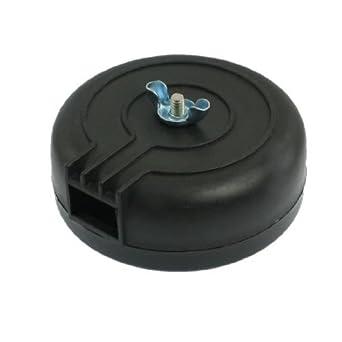 eDealMax 1 / 2BSP rosca Macho Negro Plástico compresor de aire Filtro silenciador: Amazon.com: Industrial & Scientific