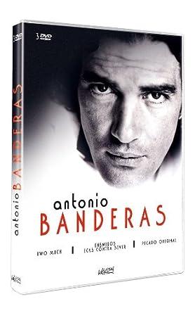 Pack Antonio Banderas [DVD]: Amazon.es: Antonio Banderas, FERNANDO TRUEBA, MICHAEL, Antonio Banderas: Cine y Series TV