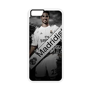 Isco Alarcón Real Madrid Wallpaper Iphone 6 47 Inch Cell Phone Case