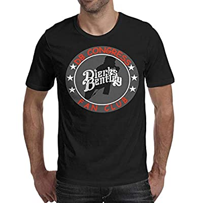 HEIJU Mens Guys Dierks-Bentley- Shirts