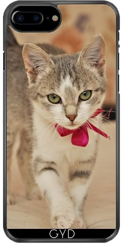 Coque pour Iphone 7 Plus / 8 Plus (5,5'') - Doux Chaton Chat by WonderfulDreamPicture