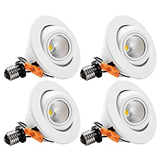 4 inch led eyeball recessed lighting do it yourself store