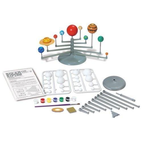 4M Solar System Planetarium Model Kit w/ 8 Planets New